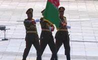 阿富汗代表团方队