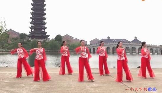"""中国广场舞大妈对""""2015年第一神曲""""《李》情有独钟"""