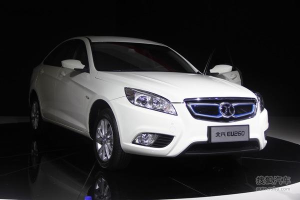 自主凸显性价比 盘点广州车展新能源之最
