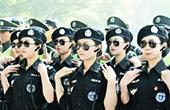 西湖亮相首支女子巡逻队