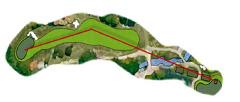 皇家惠灵顿高尔夫俱乐部球道介绍及攻略图