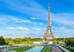 举办城市:巴黎领衔十大名城