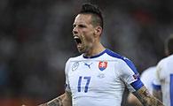 俄罗斯1-2斯洛伐克