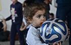 足球带来希望