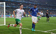 意大利0-1爱尔兰