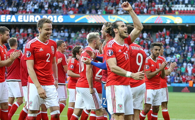 威尔士1-0北爱尔兰