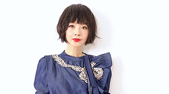 18年发型一改,46岁的鲁豫美成了郭碧婷图片