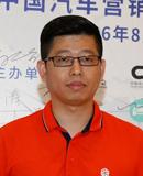 盈众汽车集团有限公司副总经理 陈伟敏