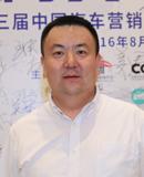 重庆长安铃木汽车有限公司营销部副部长 张虎