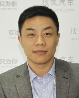 上汽通用五菱销售公司总经理 薛海涛