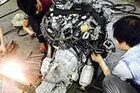 华美锐变 锐志更换3.5L发动机