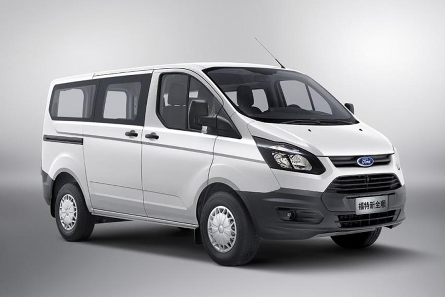 2017款 2.0T柴油多功能商用车短轴低顶 国V -江铃福特高清图片
