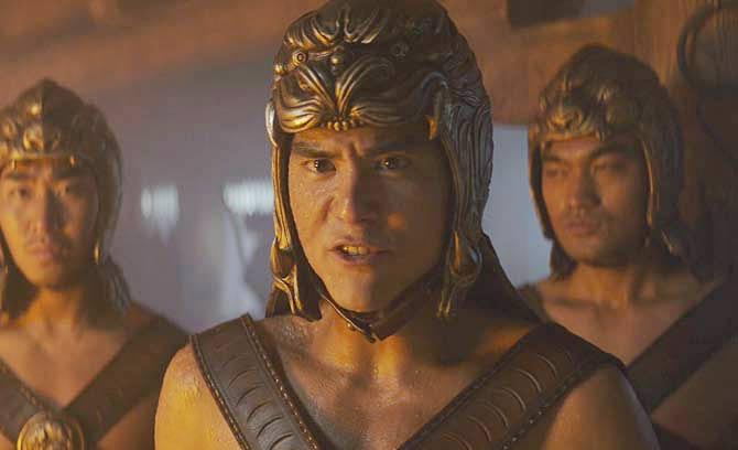 长城怪兽里的电影叫长相古代神兽饕餮故事名字电视剧林心如主题曲到底坚持图片