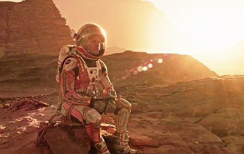 美国火星登陆的惊天骗局