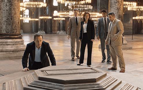 罗浮宫中藏匿的但丁密码