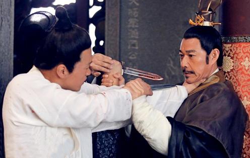 李世民弑兄竟为父皇教唆