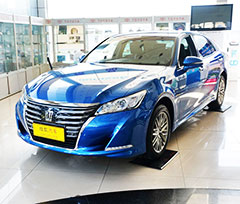 丰田皇冠优惠2万 抄底23.48万起