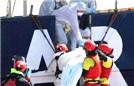 载200多难民的船只沉没
