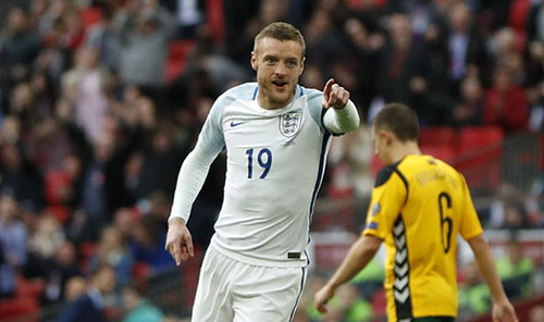 世预赛-迪福建功瓦尔迪定胜局 英格兰2-0立陶宛