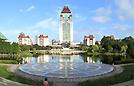 盘点中国十大最美高校