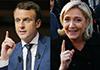 法国总统大选首轮投票初步结果出炉