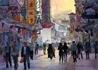 美国画家笔下中国