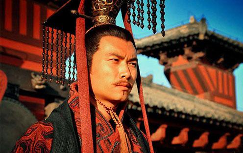 汉景帝皇陵内的诡异陶俑