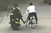 潮州6男子持刀追砍学生
