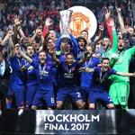 博格巴建功 曼联首夺欧联杯