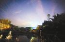广东夜空现火流星奇观