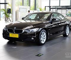 宝马4系Coupe降价8.68万