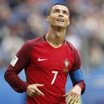 C罗破门 葡萄牙4-0新西兰