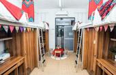 成都高校推出共享宿舍 每天25元