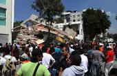 墨西哥地震三名台胞遇难