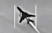 美军公布击落叙战机视频