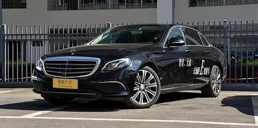 北京奔驰E级最低42.28万起 现车充足