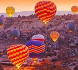 十大热气球蜜月旅行地