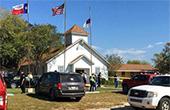 美国得州教堂发生枪击 27人死亡