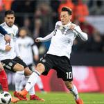 拉卡泽特2球施廷德尔绝平 德国2-2法国