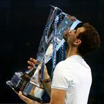 ATP年终总决赛-力克戈芬 迪米特洛夫首夺总冠军
