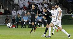 世俱杯-皇马2-1 C罗抽射扳平比分