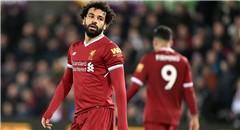英超-利物浦0-1 萨拉赫吞苦果眼神呆滞