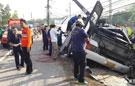 泰大巴车祸17中国游客伤