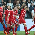 拜仁总分8-1晋级
