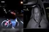 警方首次公布Uber无人车事故视频:车内安全员不专心