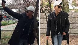 网友日本偶遇陈伟霆遭主动搭讪 被赞亲密接地气