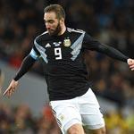 友谊赛阿根廷2-0意大利