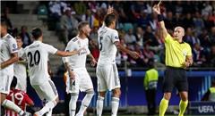 欧超杯-马竞加时4-2皇马 拉莫斯抱怨裁判