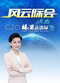 风云际会-G20杨澜访谈录