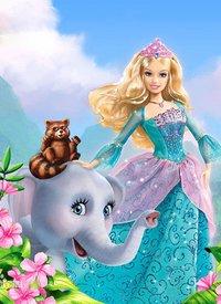 芭比之森林公主动漫